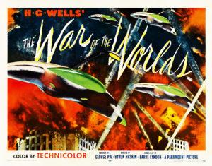 Herbert George Wells: la Guerra dei Mondi