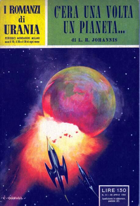 scrivere fantascienza 1: johannis