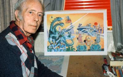 Ron Turner disegna Vargo Statten