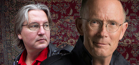 Bruce Sterling e William Gibson