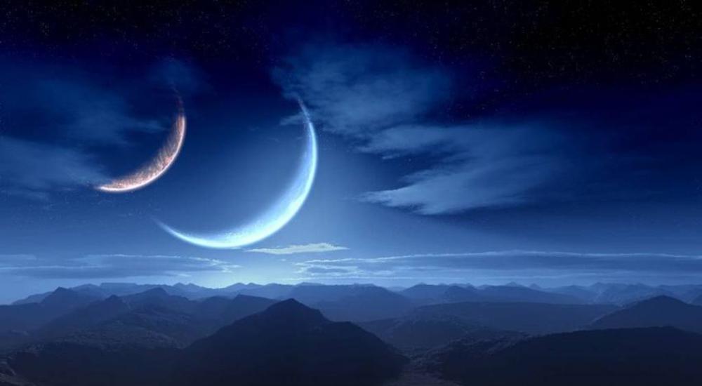 Un mondo con due lune