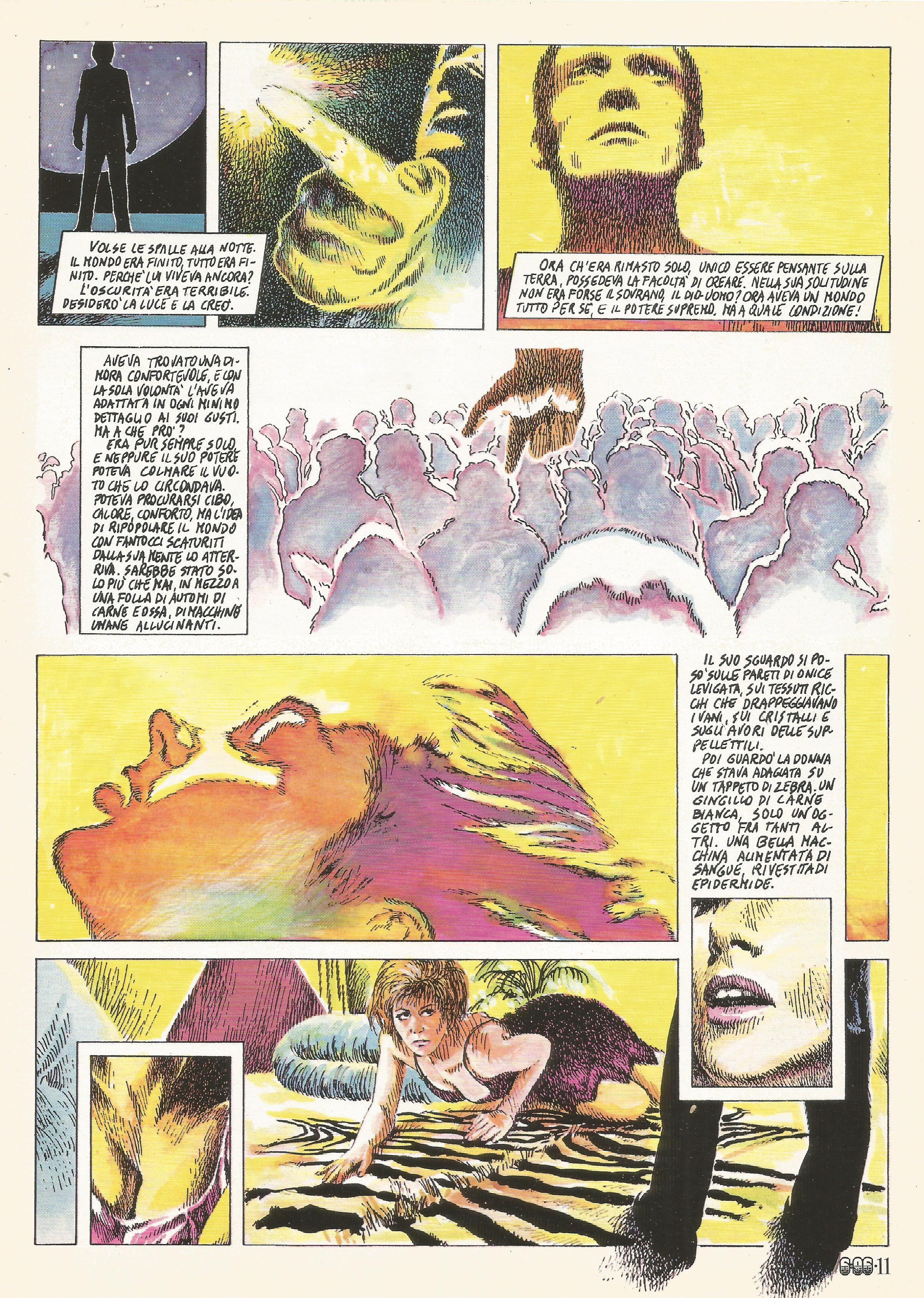 Pagina 2 del fumetto