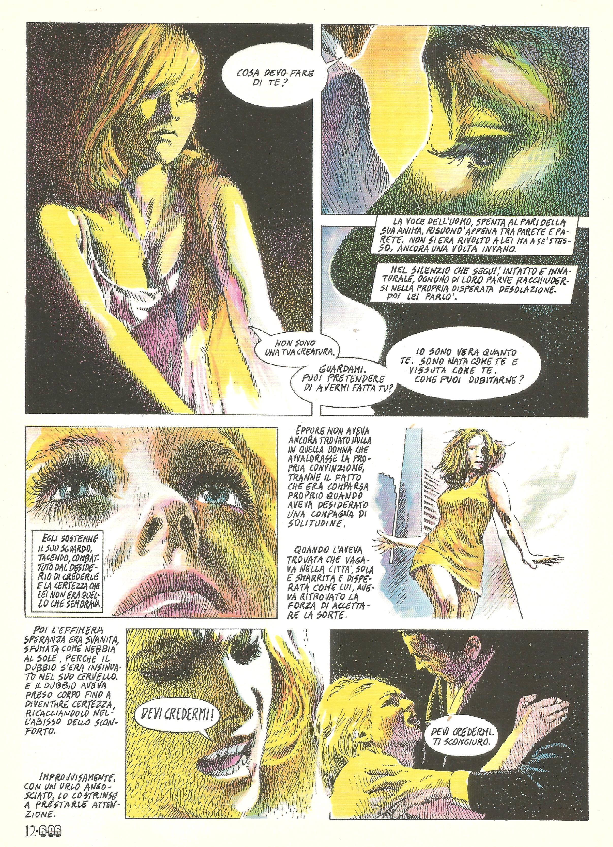 Pagina 3 del fumetto