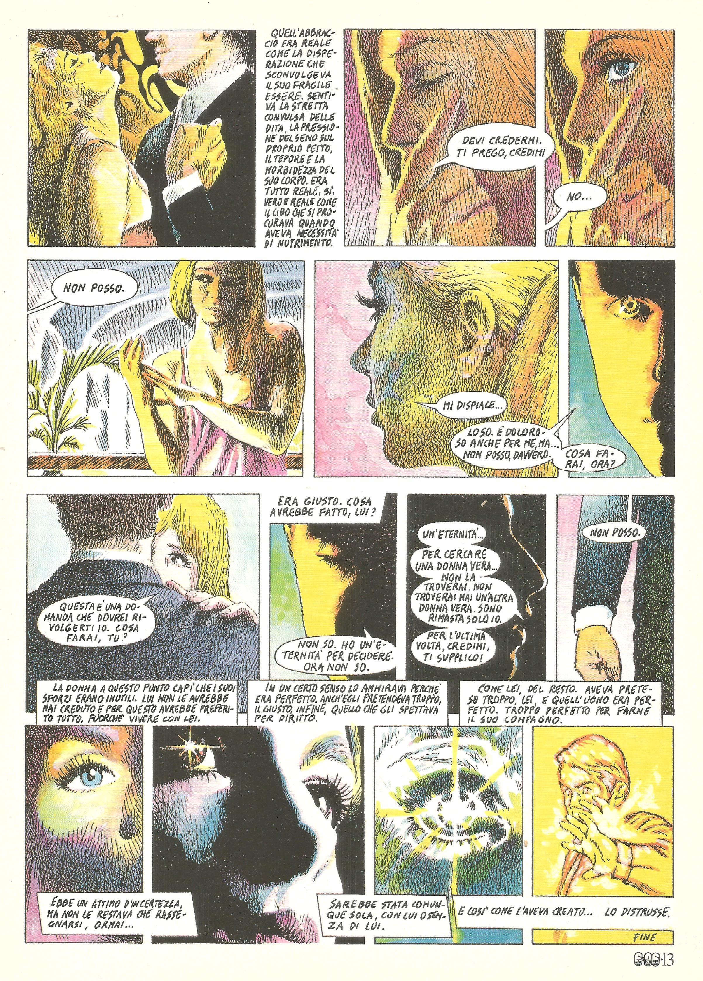 Pagina 4 del fumetto