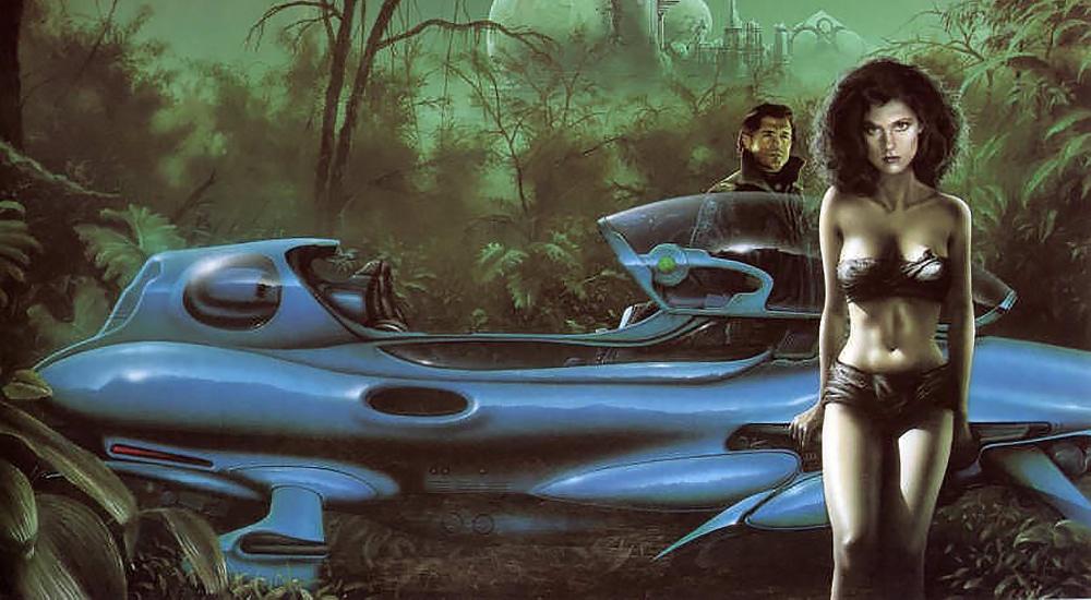 Storia della fantascienza 3: un amore a Siddo