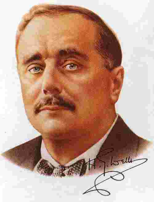 Storia della fantascienza 2: H. G. Wells
