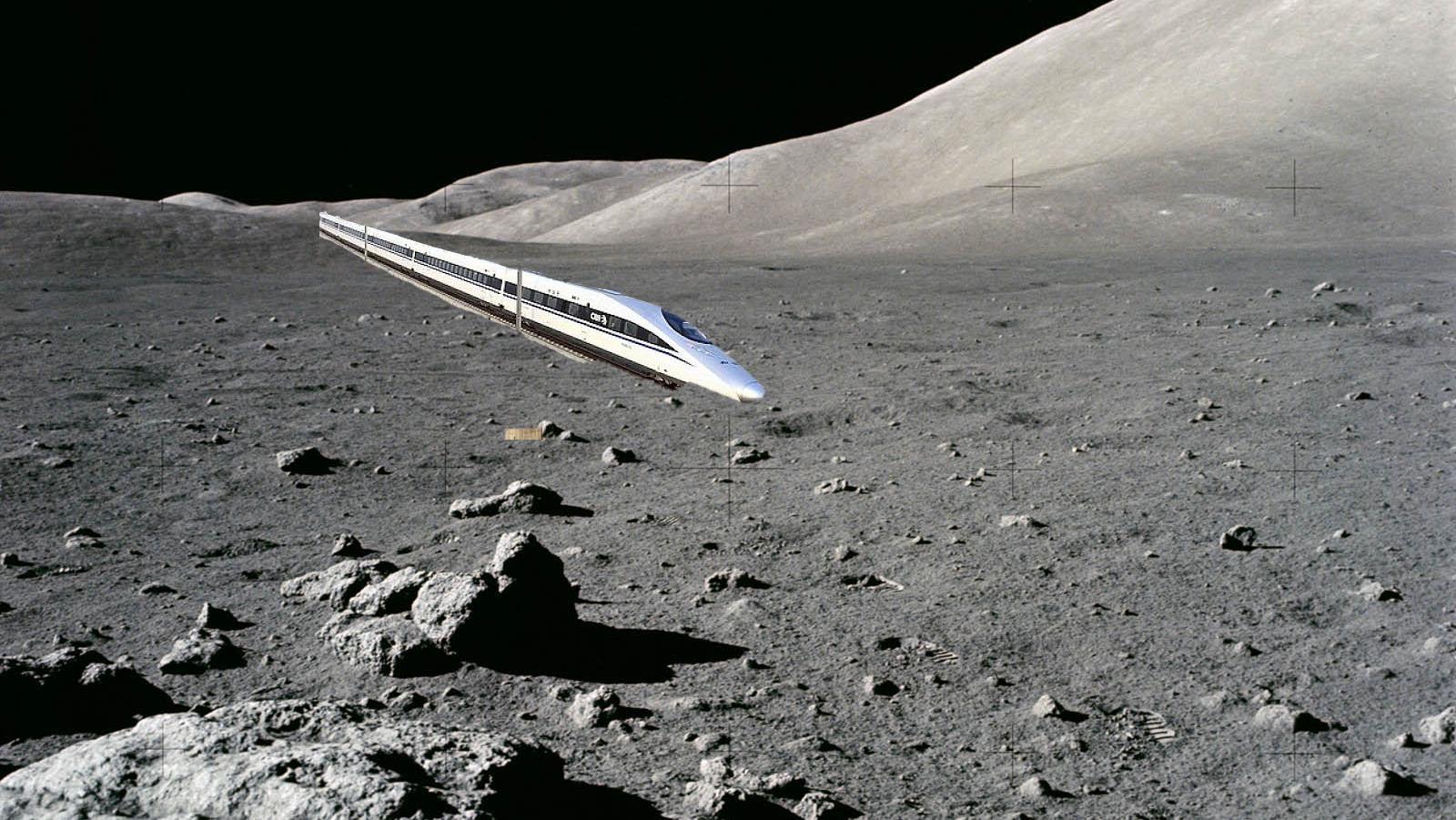 Bellomi Giallo sulla Luna