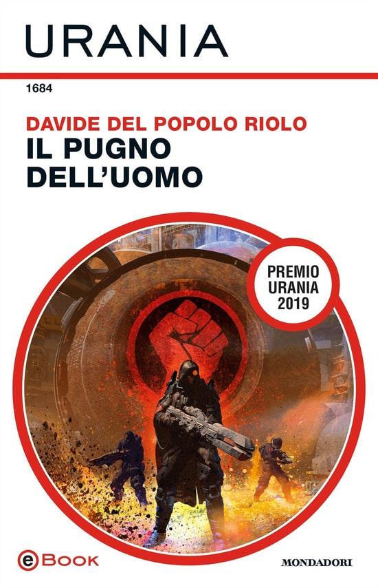 Davide Del Popolo Riolo: il pugno dell'uomo