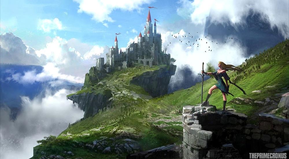 Scrivere fantascienza: Eroic Fantasy