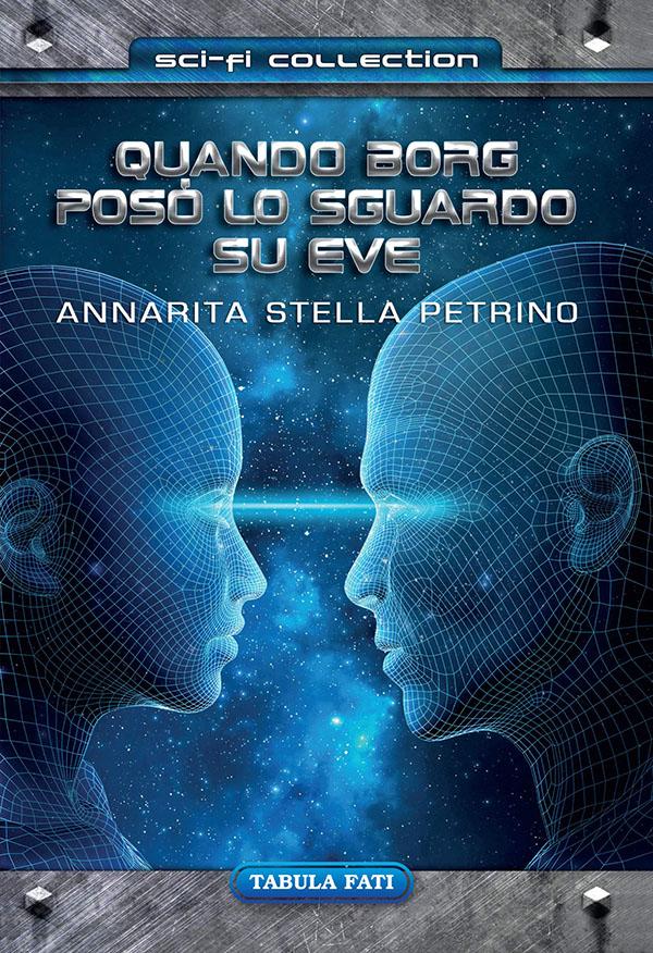 Quando Borg posò gli occhi su Eve: la copertina