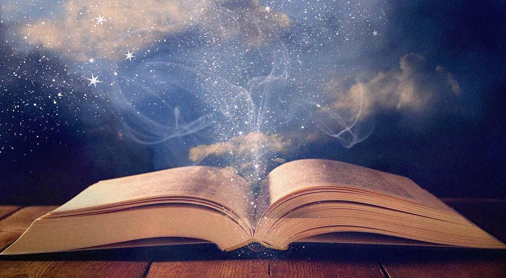 Il libro, racconto di Ezio Amadini