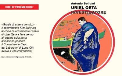 Uriel Qeta investigatore