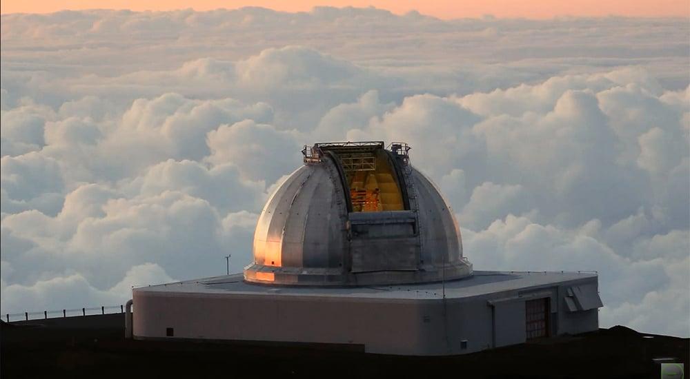 Herbert George Wells: L'Osservatorio di Avu