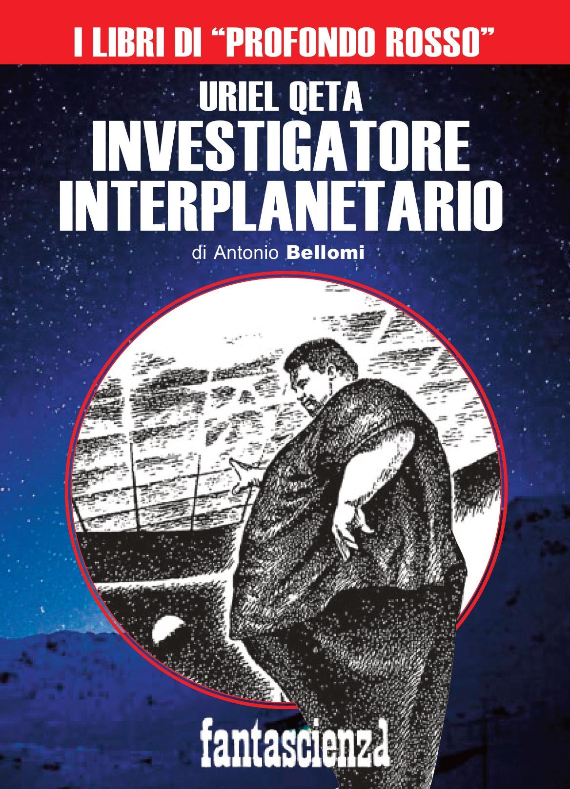 Uriel Queta, investigatore